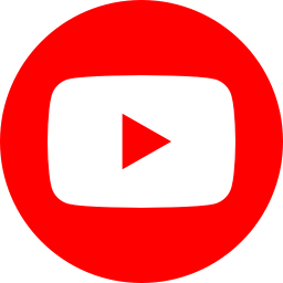 2018 social media popular app logo youtube 256